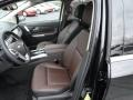 Sienna 2012 Ford Edge Interiors