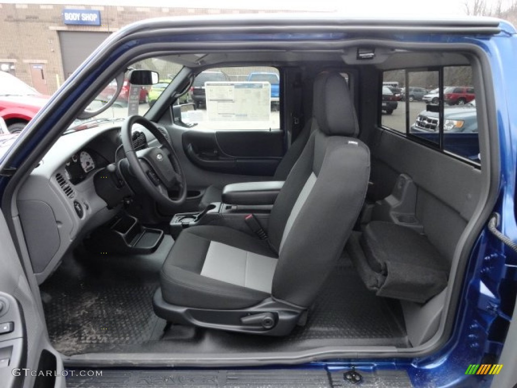 2011 Ford Ranger Sport Supercab 4x4 Interior Photo