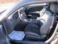 Dark Slate Gray Interior Photo for 2012 Dodge Challenger #58364748
