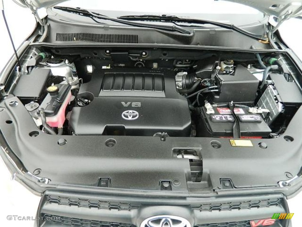 2009 toyota rav4 sport v6 4wd engine photos. Black Bedroom Furniture Sets. Home Design Ideas
