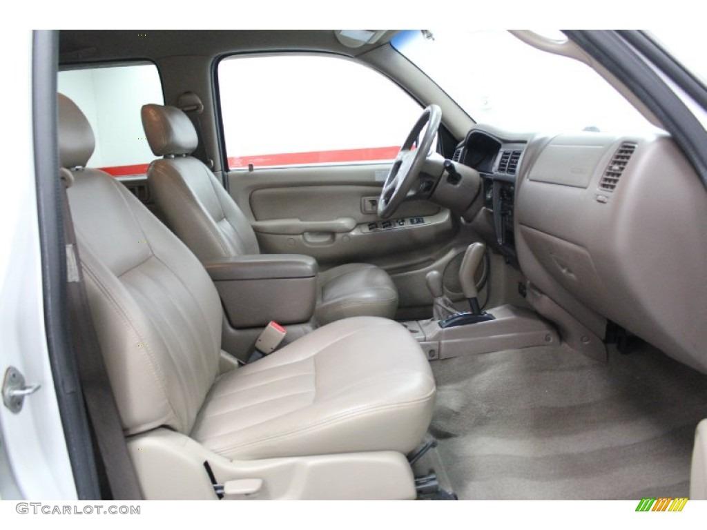 2001 toyota tacoma v6 trd double cab 4x4 interior photo - 1997 toyota tacoma interior parts ...