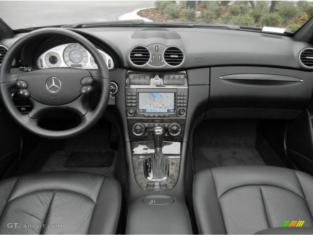 2006 mercedes benz clk 500 cabriolet black dashboard photo for Mercedes benz dashboard lights not working