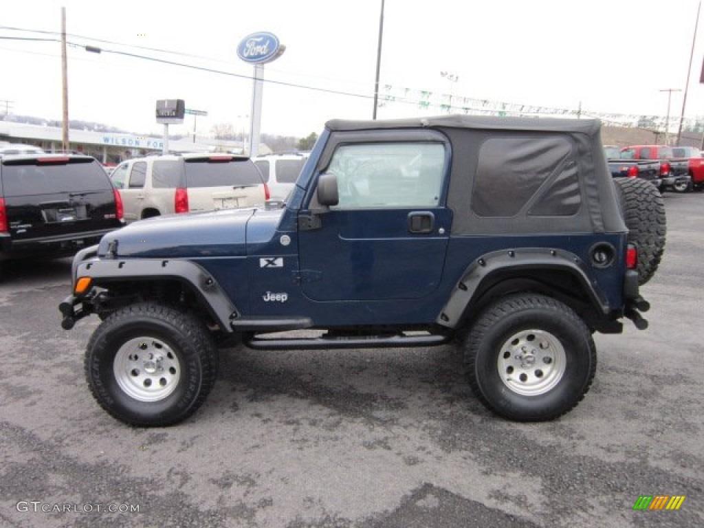 Superb 2005 Jeep Wrangler X 4x4 Custom Wheels Photo #58375254