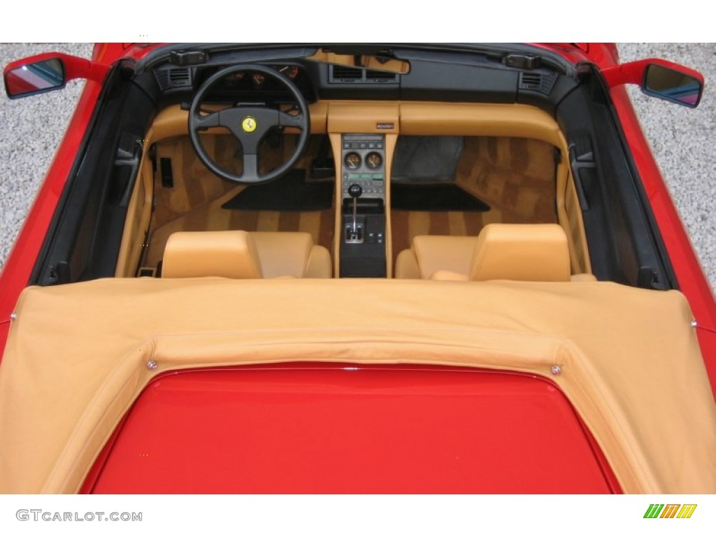 1995 Ferrari 348 Spider Interior Photo 58375520