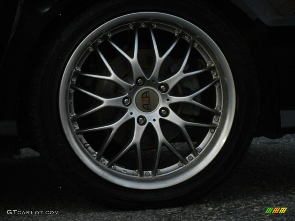 2006 hyundai tiburon gt custom wheels photo 58379802. Black Bedroom Furniture Sets. Home Design Ideas