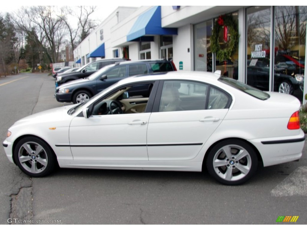 alpine white 2005 bmw 3 series 330i sedan exterior photo 58383558. Black Bedroom Furniture Sets. Home Design Ideas