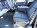 2012 Black Chevrolet Silverado 1500 LS Extended Cab  photo #7