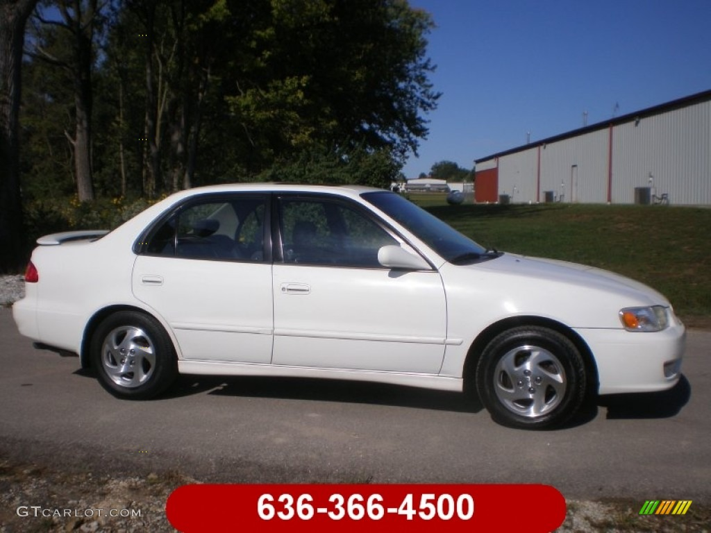 2002 super white toyota corolla s 58387260 gtcarlot com car color galleries gtcarlot com