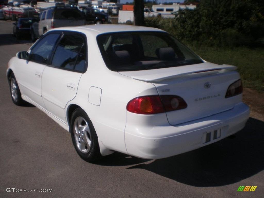 2002 super white toyota corolla s 58387260 photo 11 gtcarlot com car color galleries gtcarlot com