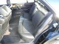 1988 S Class 560 SEL Sedan Black Interior