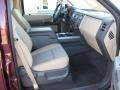 2012 Autumn Red Metallic Ford F250 Super Duty XLT Crew Cab 4x4  photo #16