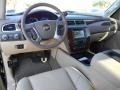Dark Cashmere/Light Cashmere 2012 Chevrolet Silverado 3500HD Interiors