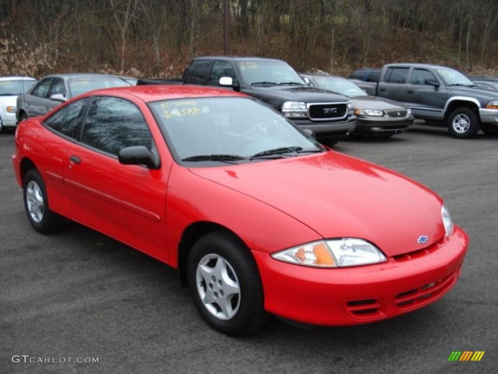 bright red 2002 chevrolet cavalier coupe exterior photo 58398368 gtcarlot com gtcarlot com
