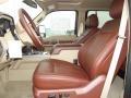 2012 Golden Bronze Metallic Ford F250 Super Duty King Ranch Crew Cab 4x4  photo #10