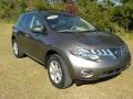 2010 Tinted Bronze Metallic Nissan Murano SL  photo #1