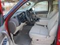 2012 Victory Red Chevrolet Silverado 1500 LT Crew Cab  photo #10