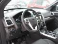 Charcoal Black Dashboard Photo for 2011 Ford Explorer #58437948