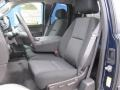 2012 Black Granite Metallic Chevrolet Silverado 1500 LT Extended Cab 4x4  photo #8