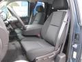 2012 Blue Granite Metallic Chevrolet Silverado 1500 LT Extended Cab 4x4  photo #8