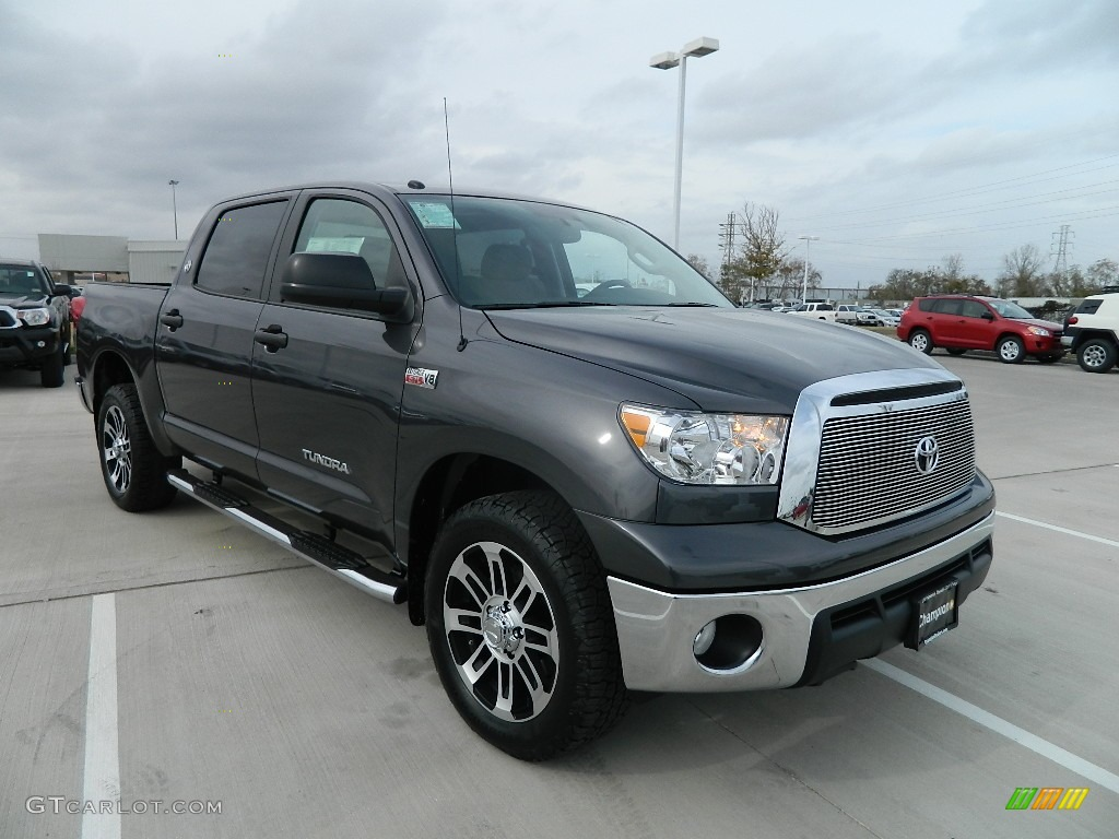 2012 Magnetic Gray Metallic Toyota Tundra Texas Edition CrewMax ...