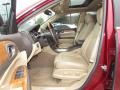2009 Red Jewel Tintcoat Buick Enclave CXL  photo #8
