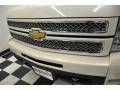 2012 White Diamond Tricoat Chevrolet Silverado 1500 LTZ Crew Cab 4x4  photo #6