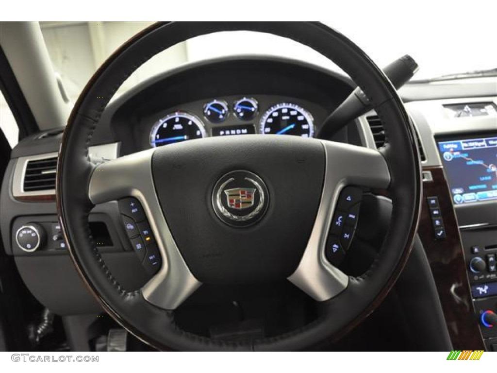 2012 Cadillac Escalade EXT Premium AWD - Black Raven Color / Ebony ...