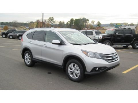 2012 Honda CR-V EX-L Data, Info and Specs