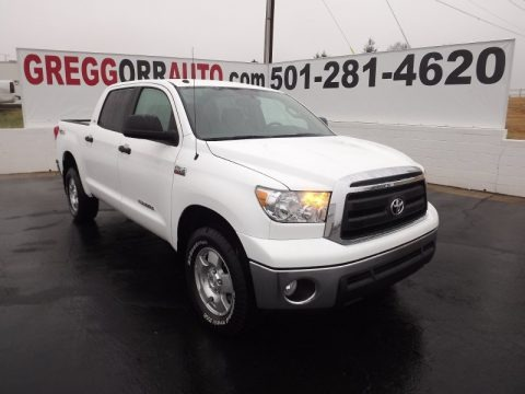 2012 Toyota Tundra TRD CrewMax 4x4 Data, Info and Specs