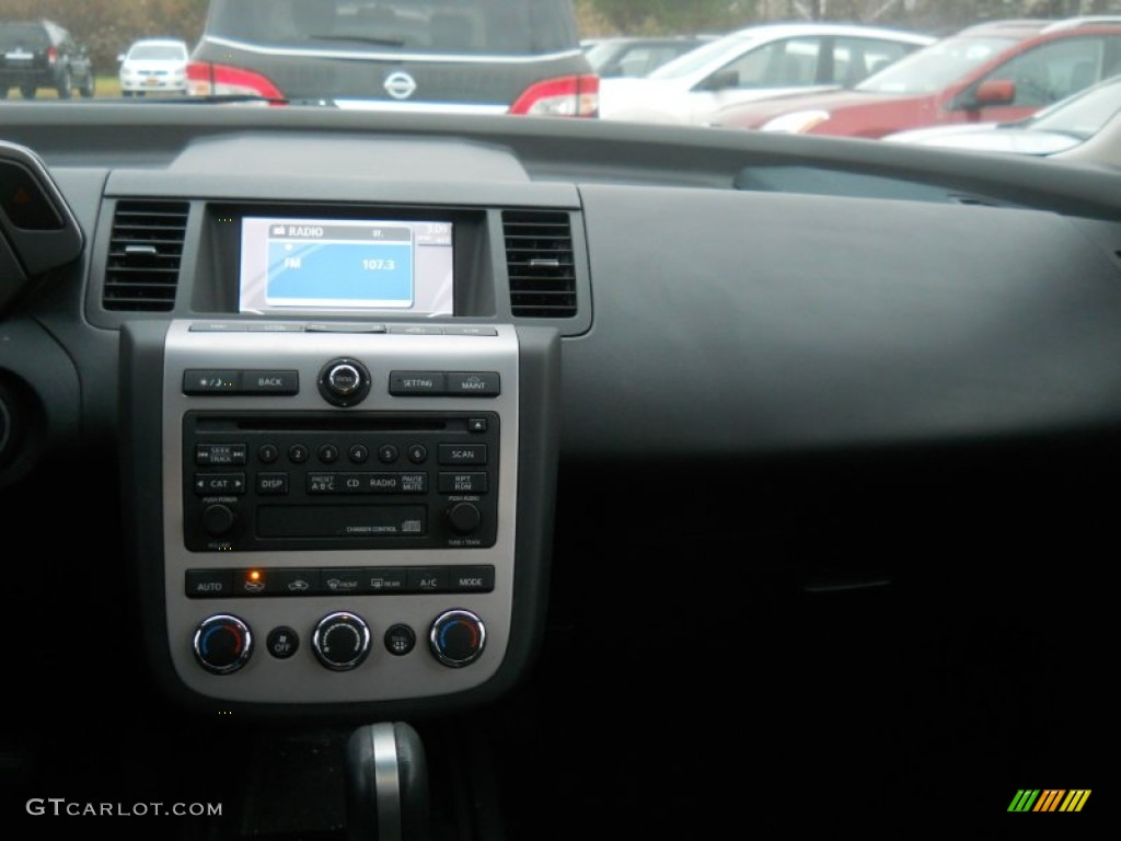 2007 Murano S AWD - Brilliant Silver Metallic / Charcoal photo #21