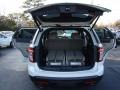 2011 White Suede Ford Explorer XLT  photo #13