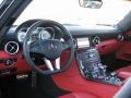 Dashboard of 2011 SLS AMG