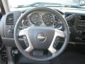 2012 Mocha Steel Metallic Chevrolet Silverado 1500 LT Extended Cab 4x4  photo #10