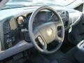 2012 Mocha Steel Metallic Chevrolet Silverado 1500 LS Regular Cab  photo #10