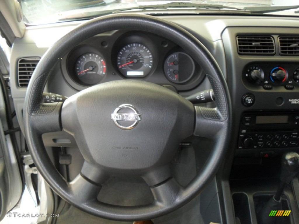 2002 Nissan Frontier Xe King Cab Gauges Photos