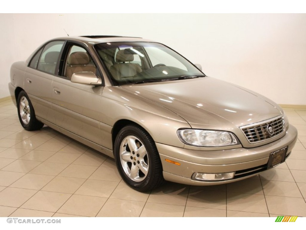 Sand beige 2000 cadillac catera standard catera model exterior photo 58493998