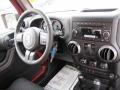 Black Dashboard Photo for 2011 Jeep Wrangler #58500481