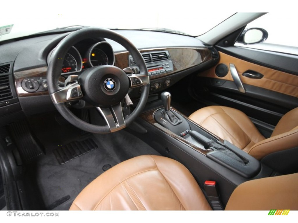 2007 Bmw Z4 3 0si Coupe Interior Photo 58502735