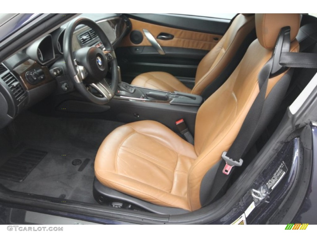 2007 Bmw Z4 3 0si Coupe Interior Photo 58502744