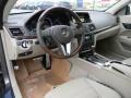 2012 E 550 Coupe Almond/Mocha Interior