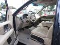 Tan Interior Photo for 2005 Ford F150 #58505375