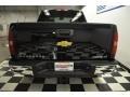 2012 Black Chevrolet Silverado 1500 LTZ Crew Cab 4x4  photo #6