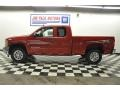 2012 Victory Red Chevrolet Silverado 1500 LS Extended Cab 4x4  photo #3