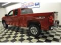 2012 Victory Red Chevrolet Silverado 1500 LS Extended Cab 4x4  photo #6