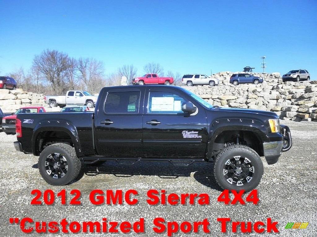 Phantom by rocky ridge 2012 gmc sierra 1500 sle crew cab 4x4 parts