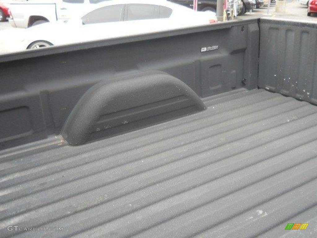 2002 Silverado 1500 Work Truck Regular Cab - Onyx Black / Graphite Gray photo #8