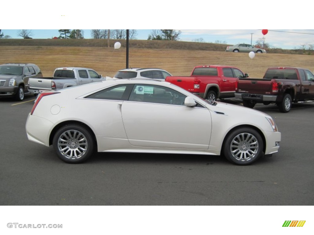 2012 Cadillac Cts 4 Awd Coupe Exterior Photo 58517535