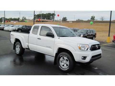 Nice 2012 Toyota Tacoma V6 TRD Prerunner Access Cab Data, Info And Specs