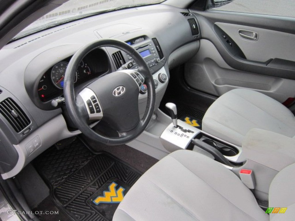 2008 Hyundai Elantra Se Sedan Interior Photo 58524749
