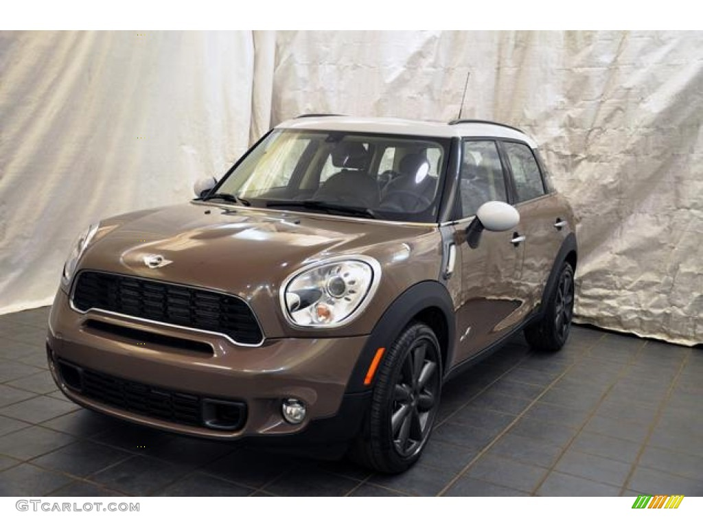 2011 light coffee mini cooper s countryman all4 awd 58501302 photo 27 car. Black Bedroom Furniture Sets. Home Design Ideas